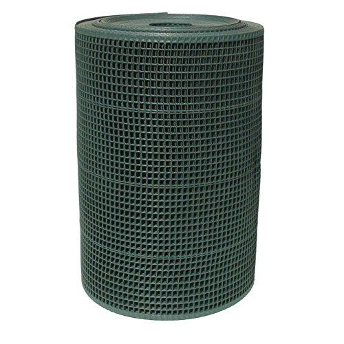 Tubex Treeguard Baumschutz-Gitter Rolle 0.6 x 50m, grün, Stammschutz, Fege- und Verbisschutz