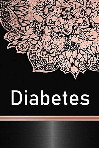 Diabetes: Diabetes Tagebuch zum Eintragen der Blutzuckerwerte mit Wochentagen von Montag bis Sontag DIN A5