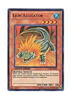 遊戯王 英語版 LC02-EN008 Lion Alligator ライオ・アリゲーター (ウルトラレア) Limited Edition