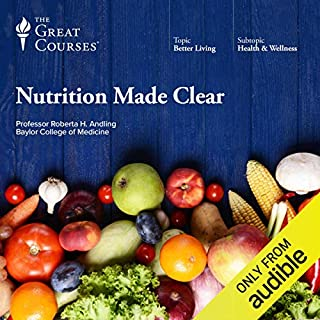 Nutrition Made Clear cover art