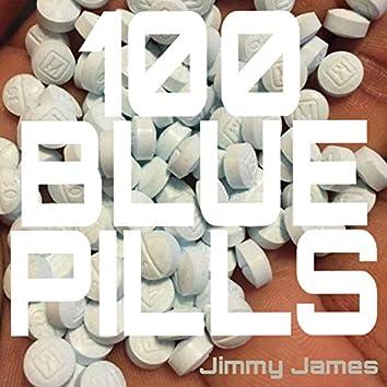 100 Blue Pills