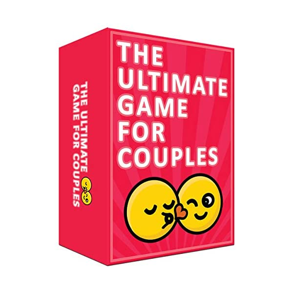 The Ultimate Game for Couples – Great Conversations and Fun Challenges for...