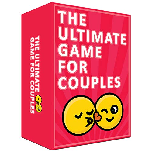 The Ultimate Game for Couples  Great Conversations and Fun Challenges for Date Night  Perfect Romantic Gift for Couples