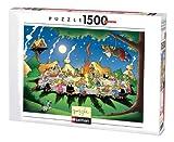 Nathan 87737 - Puzle (1500 Piezas), diseño de Asterix