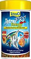 Tetra Pro Energy Fish Food, Premium Food for All Tropical Fish, 100 ml