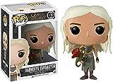 A-Generic Pop Vinyl Juego DE Trones # 03 Daenerys Targaryen Y Drogon Pop!