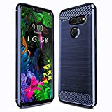 Sucnakp LG G8 ThinQ Case,LG G8 Case, TPU Shock Absorption