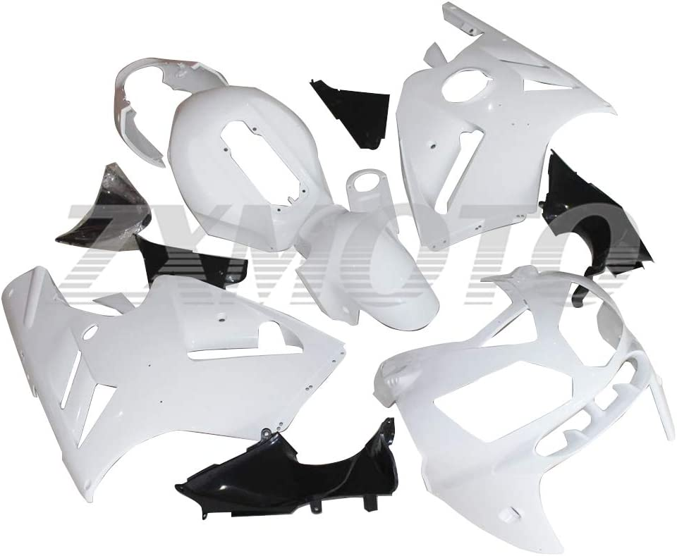 ZXMOTO Unpainted Motorcycle Bodywork Fairings 2002 All stores are sold Kit 2003 for Long Beach Mall