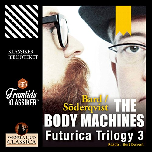 The Body Machines audiobook cover art