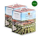 Confezione 2 Bag in Box Pinot Grigio Doc delle Venezie 5 litri – Lorenzonetto Friuli Venezia Giulia