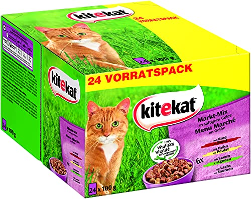 Mars GmbH -  Kitekat Katzenfutter