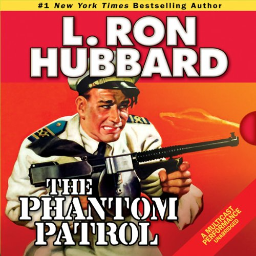 The Phantom Patrol audiobook cover art