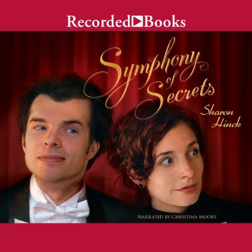 Symphony of Secrets audiobook cover art