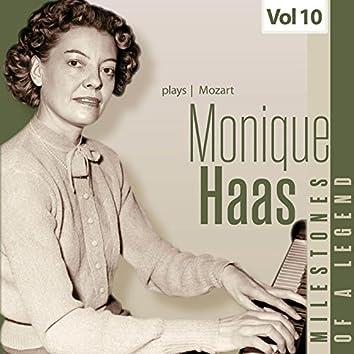 Milestones of a Legend - Monique Haas, Vol. 10