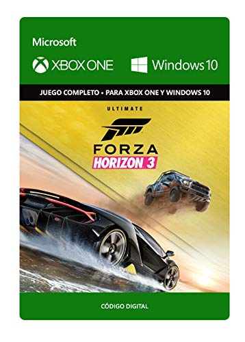 Forza Horizon 3: Ultimate | Xbox One/Windows 10 PC - Código de descarga