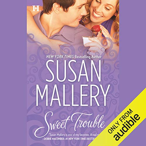 Sweet Trouble audiobook cover art
