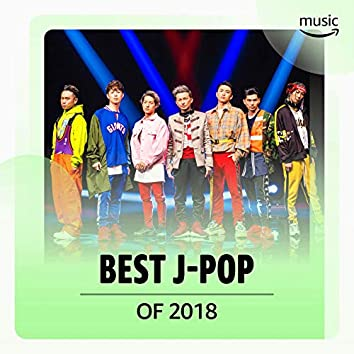 Best J-POP of 2018