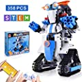 NextX STEM Building Set Robots for Kids Brick Toy Remote & APP Controlled Robots Educational Learning Science Gifts for Boys and Girls by NextX
