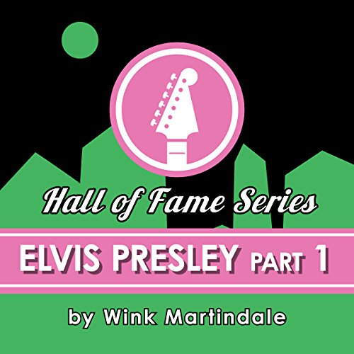 Elvis Presley #01 audiobook cover art