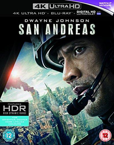 San Andreas [Blu-Ray] [Region B]