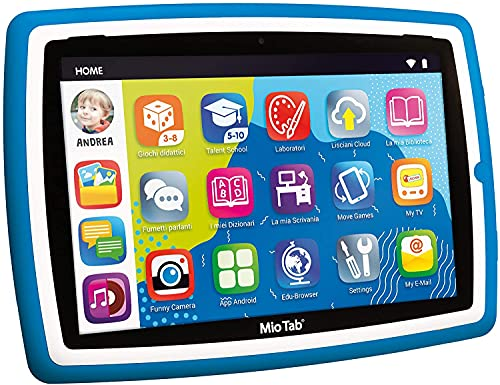 Lisciani Giochi-Mio Tab 10  Smart Evolution XL 2021, Multicolore, 89079