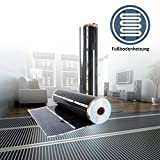 Comfort - Lámina calefactora (60 W/m2, 100 cm de ancho, 2 m = 2 m2)