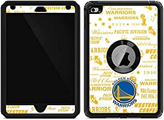 Skinit Decal Skin for OtterBox Defender iPad Mini 4 - Officially Licensed NBA Golden State Warriors Historic Blast Design