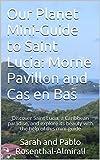 Saint Lucia Mini-Guide: Walks to Morne Pavillon Nature Reserve and Cas en Bas Beach (Our Planet Mini-Guides to Saint Lucia Book 1) (English Edition)
