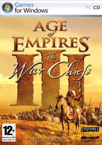 Microsoft Age of Empires III - The WarChiefs, EN CD - Juego (EN CD, 2048 MB, 256 MB, 1.4 GHz)