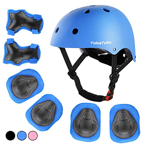 Kids Helmet & Protective Pads for Elbows & Knees $20.99 (30% OFF Coupon)