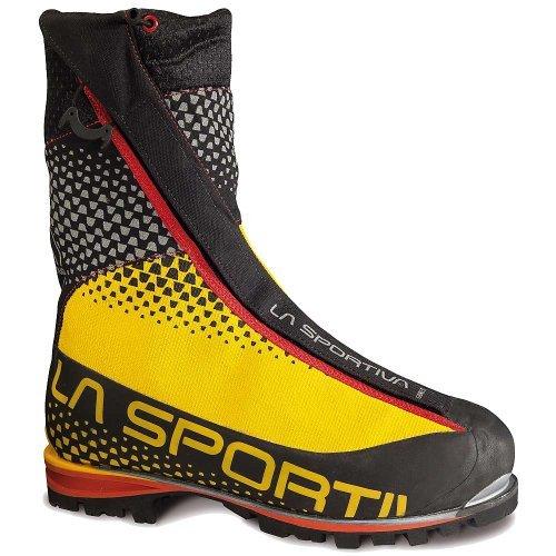 La Sportiva Batura 2.0 GTX Boot - Men's Black / Yellow 42.5 by La Sportiva