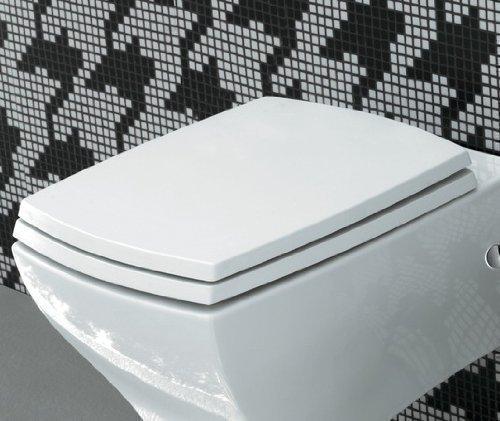 artceram Jazz WC-Sitz mit Absenkautomatik; weiß; -