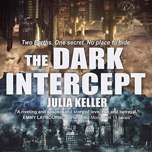 The Dark Intercept audiobook cover art