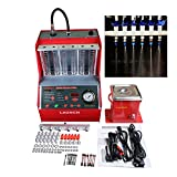 Autool Launch CNC602A Injector Cleaner and Tester with 110V Transformer...