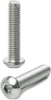 Stainless Steel 18-8 Allen Socket Drive 1//4-28 x 3//4 Socket Head Cap Screws Full Thread Quantity 25 Pieces by Fastenere Bright Finish