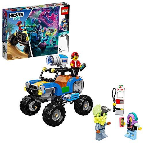 LEGO Hidden Side - Buggy Playero de Jack, Caza Fantasmas de
