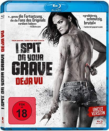 I Spit On Your Grave - Deja Vu - Uncut [Blu-ray]
