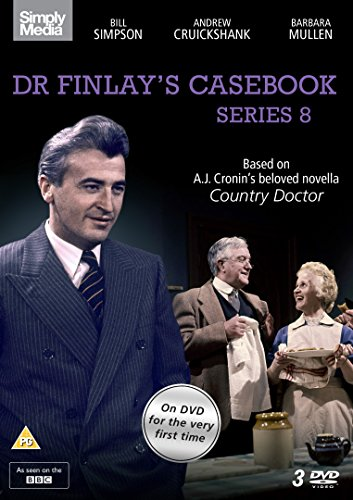 Dr Finlay's Casebook Series 8 [3 DVDs] [UK Import]