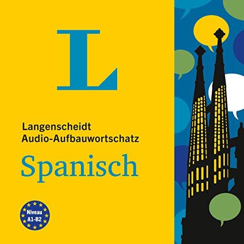 Langenscheidt Audio-Aufbauwortschatz Spanisch Titelbild