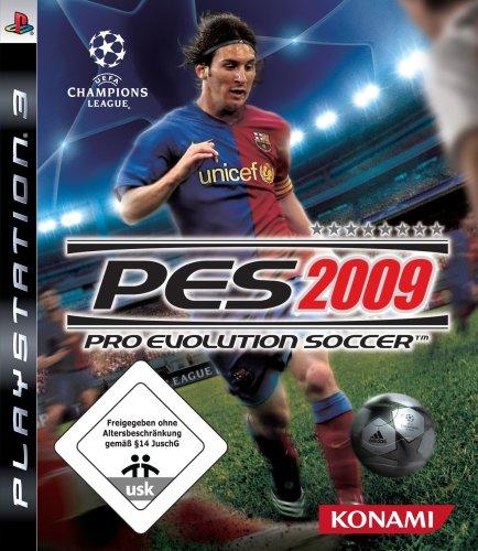 PES 2009 - Pro Evolution Soccer [Edizione : Germania]