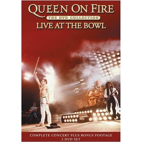 Queen - On Fire - Live At The Bowl (2 Dvd)