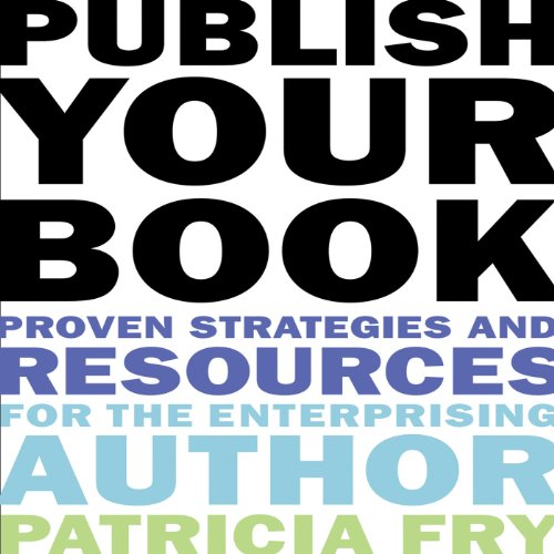 Publish Your Book audiobook cover art