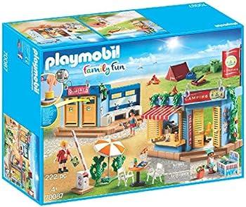 Playmobil Large Campground Adventure Set