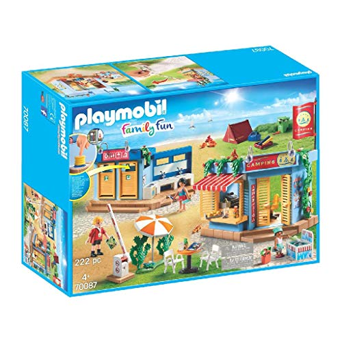 Buy Playmobil Large Campground Adventure Set 70087 Toys R Us