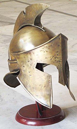 Shiv Shakti empresas 300película romano Spartan casco de leónidas rey medieval Armor casco