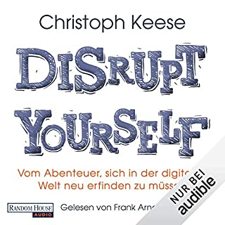 Disrupt Yourself Titelbild