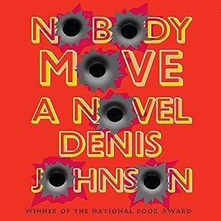 Nobody Move audiobook cover art
