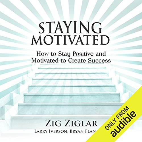 Couverture de Staying Motivated