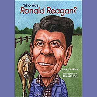 Who Was Ronald Reagan? cover art