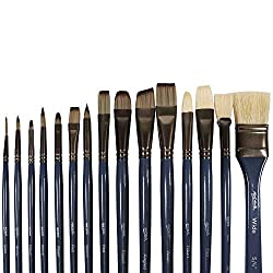 Best Acrylic Paint Brushes 2019 The Main Museum